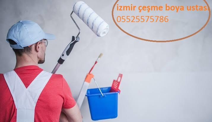 Cesme Boya Ustasi 05525575786 Izmir Boya Ustasi Izmir Boyaci Ustasi